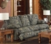 Wintergreen Queen Sleeper Sofa in Mossy Oak Camouflage Fabric by Catnapper - 1706
