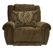 "Stafford Lay Flat Recliner in ""Tobacco"" Color Fabric by Catnapper - 1770-7-T"