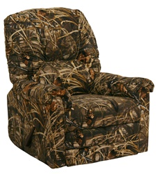 Winner MAX 4 - Realtree Camouflage Rocker Recliner by Catnapper - 4234-2-CAMO