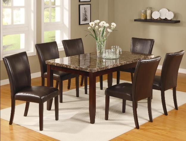 cm   : seven piece dining set