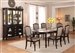 Foley 7 Piece Dining Set in Espresso Finish by Crown Mark - 2227