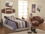 Football 3 Piece Youth Bedroom Set by Crown Mark - 5003