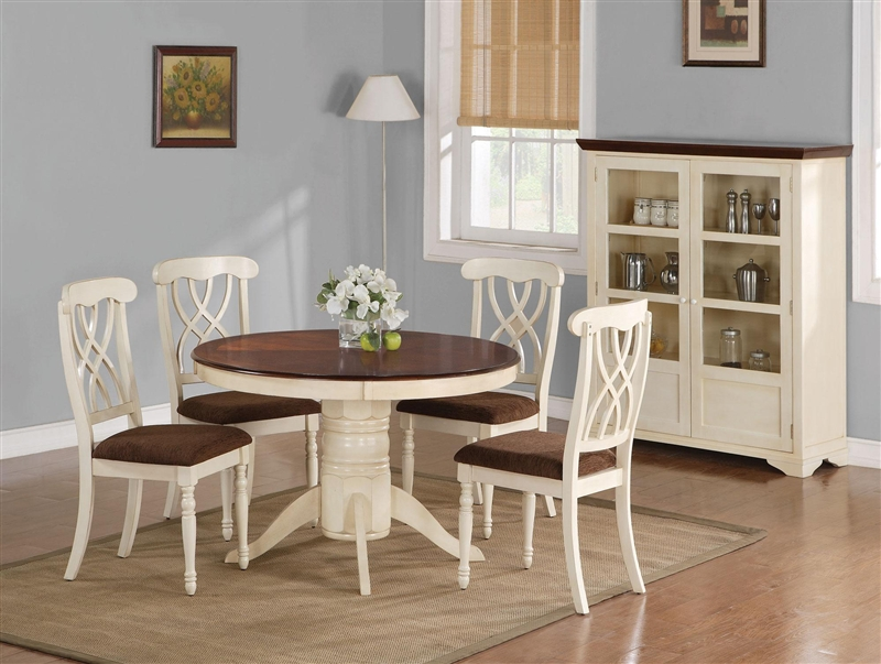 Photo Cottage Style Dining Room Chairs Images