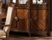 Saphrina Buffet in Rich Brown Finish by Coaster - 103334B