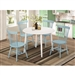 Emmett 5 Piece Dining Table Set by Coaster - 104001