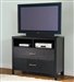 Grove Media Chest in Black Finish by Coaster - 201656