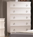 Holland Chest in White Finish by Coaster - 202295