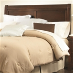 Tatiana Queen/Full Headboard in Warm Brown Finish by Coaster - 202391QFH