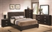 Andreas 6 Piece Bedroom Set in Cappuccino Finish by Coaster - 202470