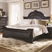 Cambridge Bed in Cappuccino Finish by Coaster - 203191Q