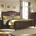 Salisbury Bed in Rich Brown Finish by Coaster - 203301Q