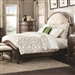 Sherwood Bed in Brown Finish by Coaster - 203611Q
