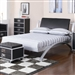 LeClair Black and Metal Youth Bed by Coaster - 300200T