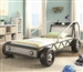 Race Car Twin Bed by Coaster - 400702