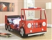 Twin Fire Truck Bed in Red Finish by Coaster - 460010