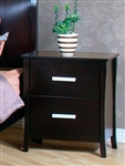 Stuart Nightstand in Rich Cappuccino Finish by Coaster - 5632