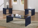 3 Piece Occasional Table Set by Coaster - 700574