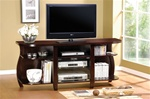 Cappuccino Finish TV Console by Coaster - 700659