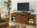 Extendable 42-76-Inch Warm Chestnut TV Console by Coaster - 700715