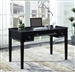 Versatile Desk in Rich Black Finish by Coaster - 800913