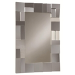Mirrored Frame Accent Mirror by Coaster - 901742