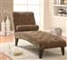 Leopard Print Chaise by Coaster - 902076
