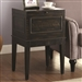 New York Accent Cabinet in Antique Black Finish by Coaster - 950313