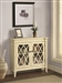 Accent Cabinet in Antique White Finish by Coaster - 950316