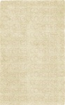 "100% NEW ZEALAND WOOL 8' X 10'6"" IVORY CASUAL SHAG RUG by Coaster - PR1001L"