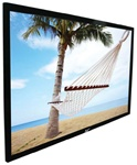 "Ez-Frame- Fixed Frame Projection Screen 45x80 (92"" Diagonal)"