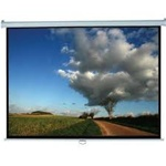 "Manual Projection Screen  60x 80 (100"" Diagonal)"