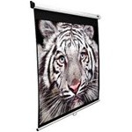 "Manual Projection Screen 80"" x 80"" - MaxWhite - 113"" Diagonal"