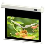 "Manual Projection Screen 67"" x 50.3"" - MaxWhite FG - 84"" Diagonal"