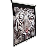 "Manual Projection Screen 66"" x 118"" - MaxWhite - 135"" Diagonal"