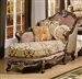 Alcudia Chaise by Homey Design HD-1682-CH
