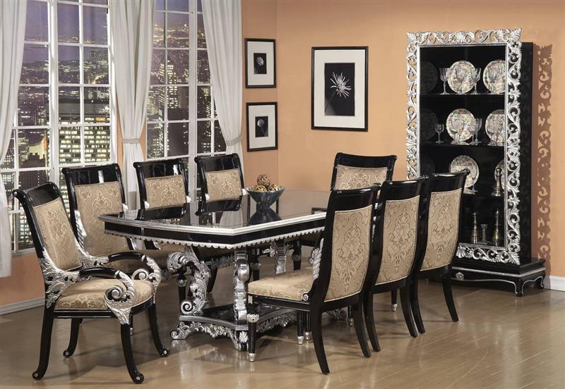 Castilla Buffet Table By Homey Design Hd 195