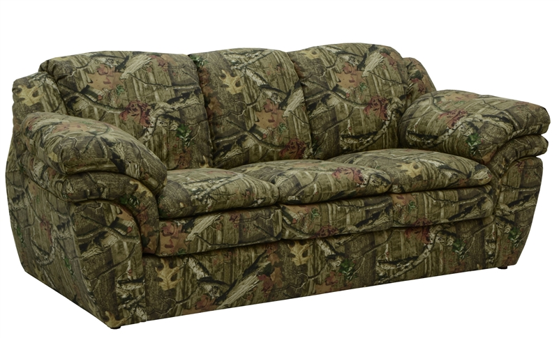 Huntley 2 Piece Sofa Set In Mossy Oak Or Realtree Camouflage Fabric By Jackson Furniture 3212 S