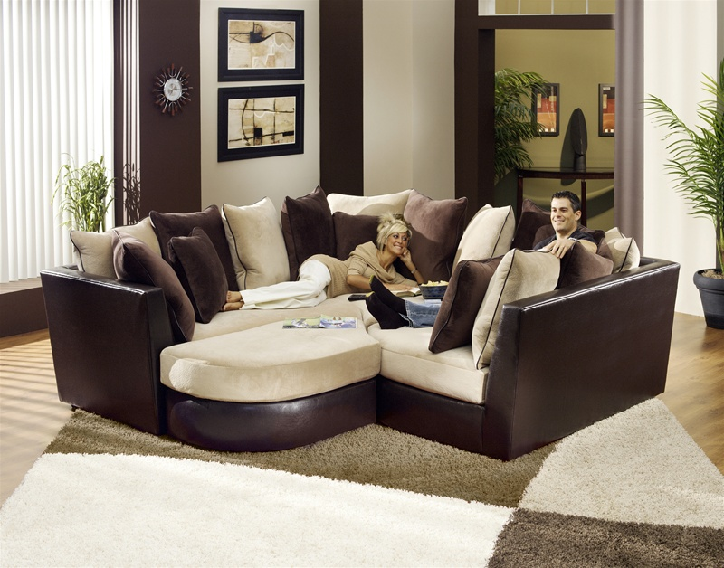 Canyon 3 Piece Modular Sectional By Jackson Furniture 4160 3