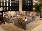 Everest 3 Piece Modular Sectional by Jackson - 4377-3-S