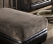 Barkley Ottoman in Chocolate Fabric by Jackson Furniture - 4442-10-CH