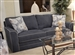 Coronado Sofa Sleeper in Mineral Fabric by Jackson - 4460-04-M
