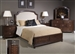 Midland Park Platform Bed 6 Piece Bedroom Set in Toffee Finish by Liberty Furniture - LIB-287-BR