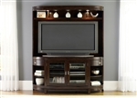 Avalon Entertainment in Dark Truffle Finish by Liberty Furniture - LIB-505-ENT
