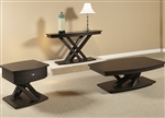 Southpark Cocktail Table in Charcoal Finish by Liberty Furniture - 623-OT