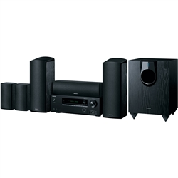 Onkyo - 5.1.2 Channel Dolby Atmos Home Theater Package ONK-HT-S5800