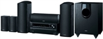 Onkyo - 5.1.0 Channel Dolby Atmos Ready Network AV Receiver/ Speaker Pkg ONK-HT-S7700