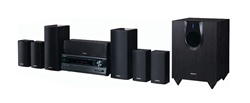 Onkyo - HT-S5300 7.1 Channel Home Theater Receiver/Speaker System