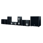 Onkyo - 7.1-Channel Home Theater Speaker System ONK-SKS-HT993THX