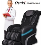 Osaki OS-3000 CHIRO Zero Gravity Leather Massage Chair