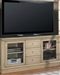 Allure 60-Inch TV Console in Champagne Finish by Parker House - ALL#412